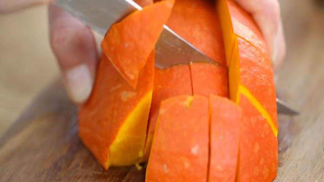 Comment cuisiner le potimarron - Comment cuisiner les crevettes congelees ...