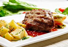 Filet mignon thermomix