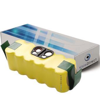 batterie pour irobot roomba