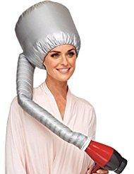 casque chauffant coiffure