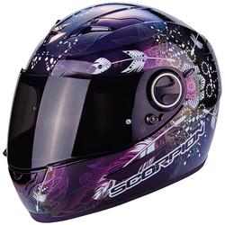 casque de moto fille