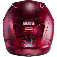 casque moto spiderman