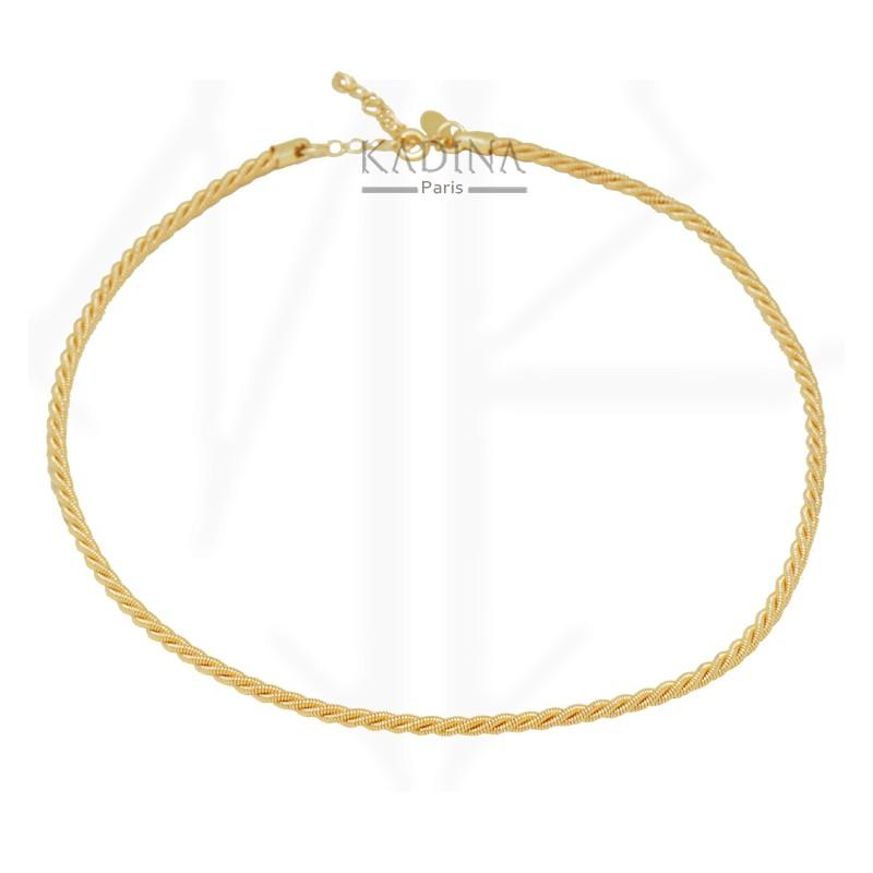 chaine collier femme