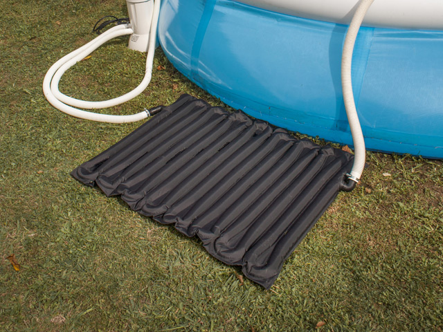 Avis chauffage solaire piscine hors sol intex notre test - Chauffage solaire pour piscine intex ...