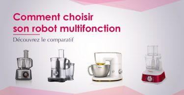 comparatif robot cuisine
