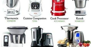 comparatif robot de cuisine