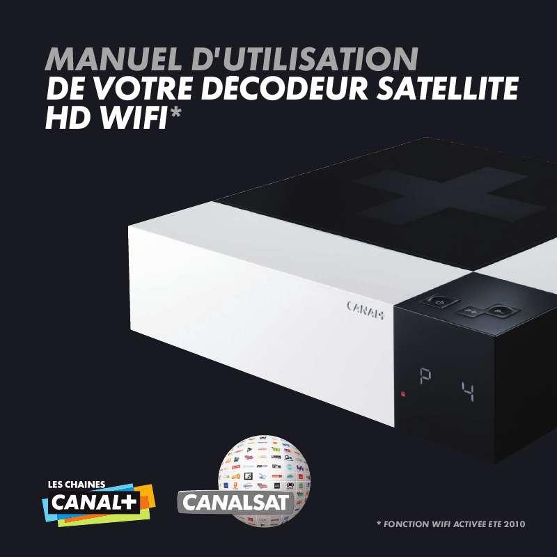 decodeur satellite hd canalsat