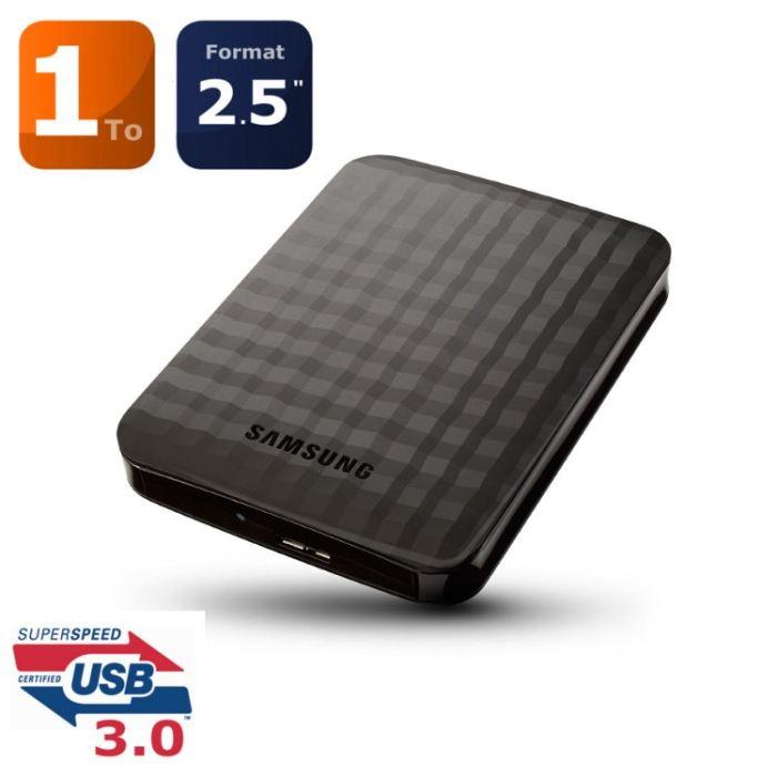 disque dur externe 1to 2 5