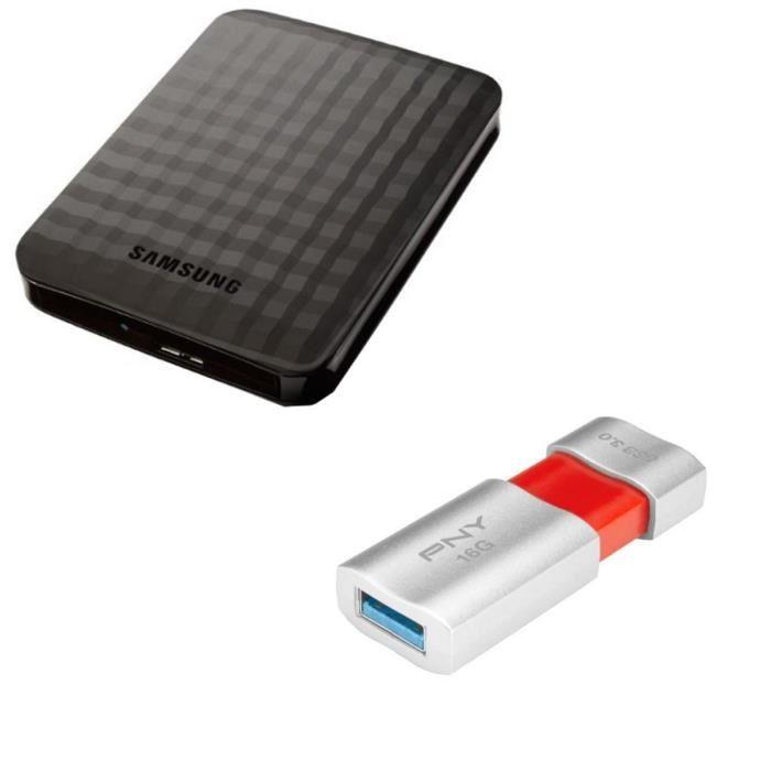 disque dur externe ou clé usb