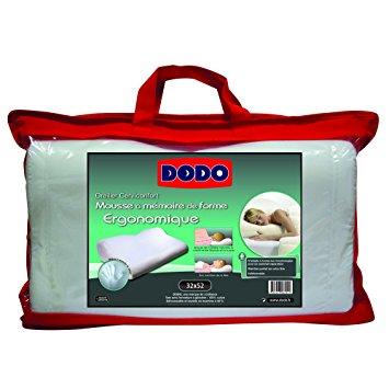 dodo oreiller ergonomique
