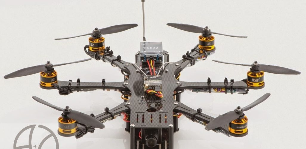 drone kit complet