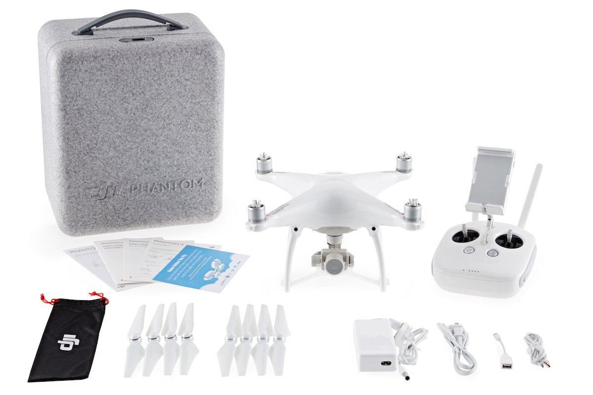 drone phantom 4 prix