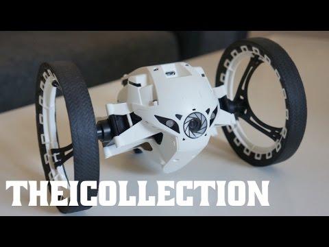 drone qui roule