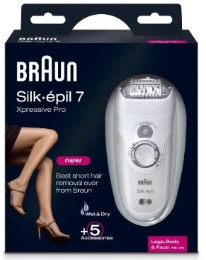 le prix de braun silk epil 7