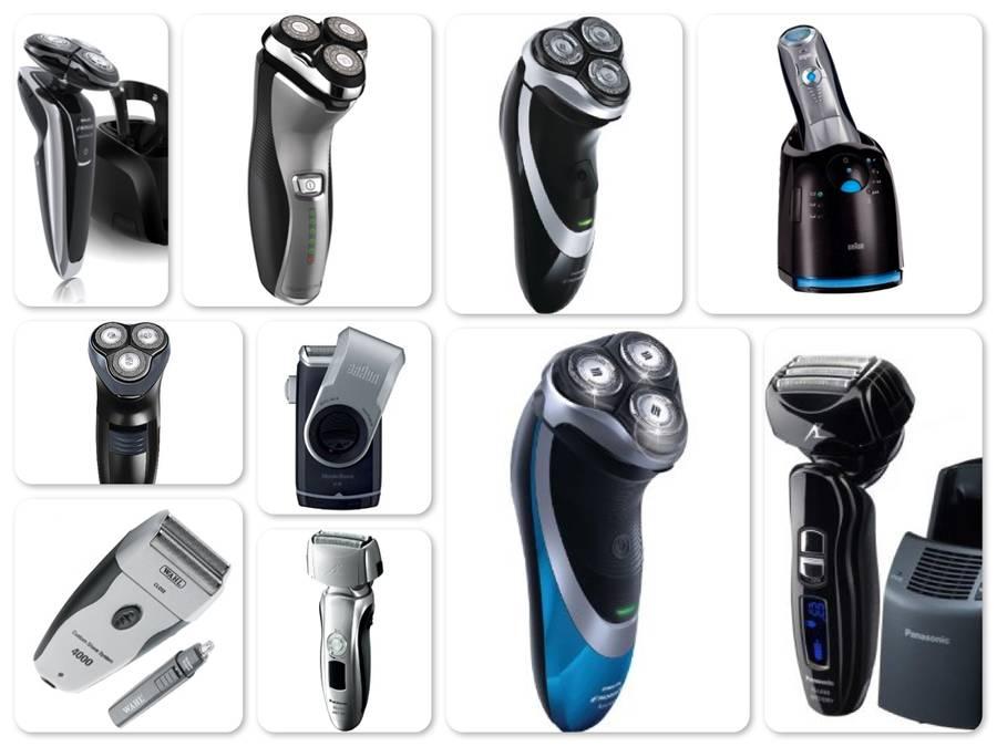les meilleurs rasoirs électriques pour homme
