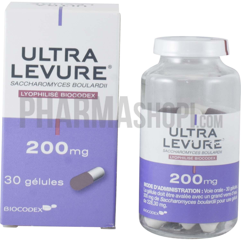 levure probiotique