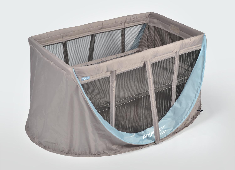 lit parapluie nomade