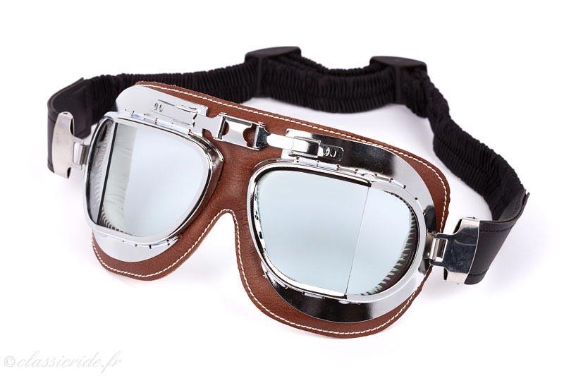 lunette moto vintage