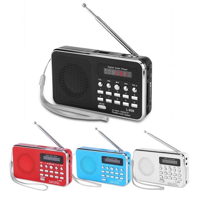mini radio fm portable
