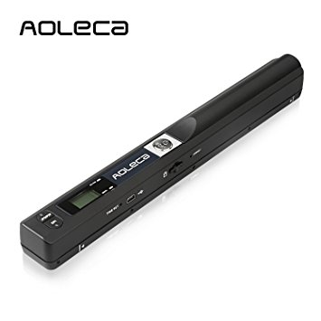 mini scanner portable