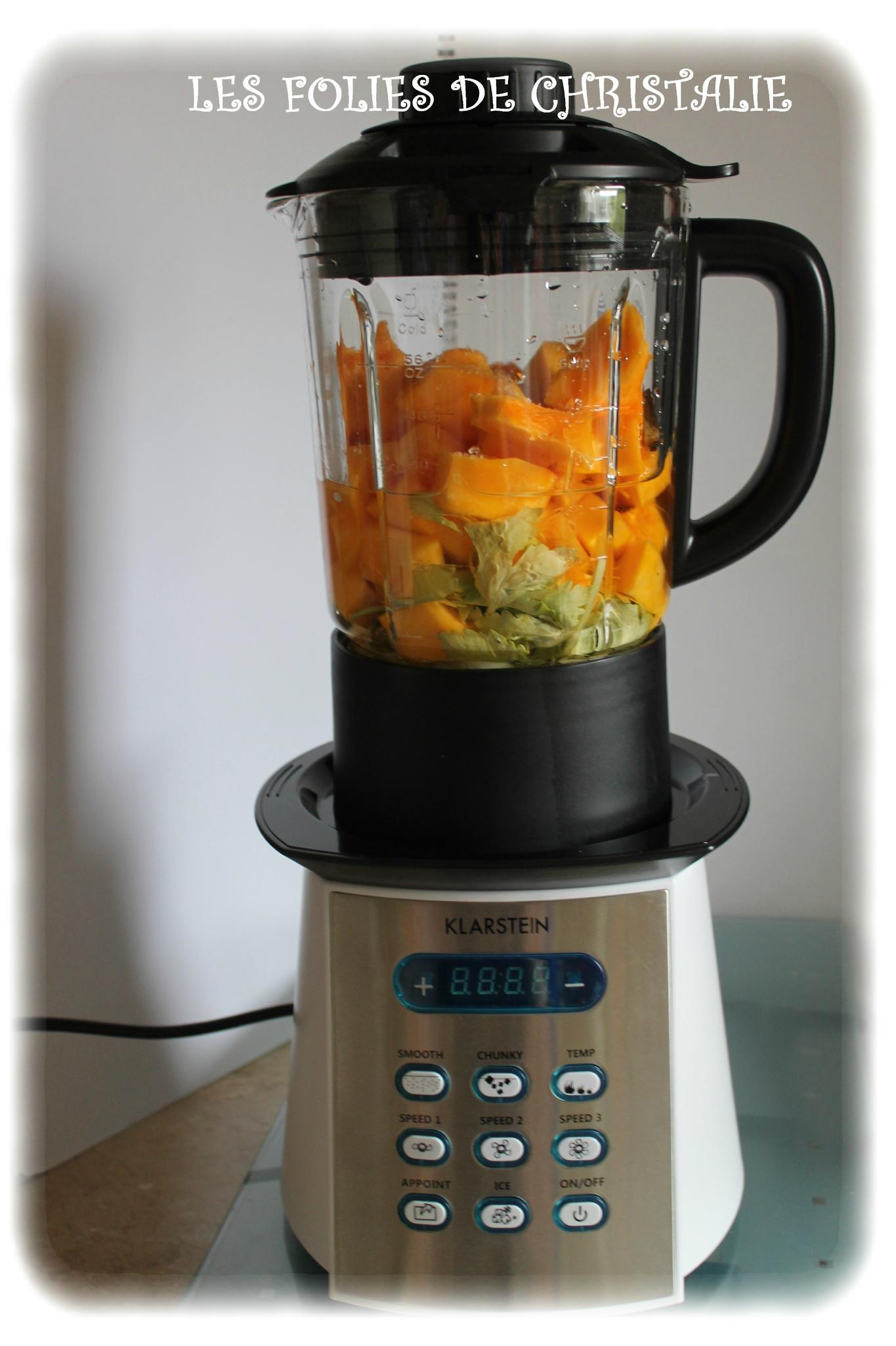 mixeur cuiseur soupe
