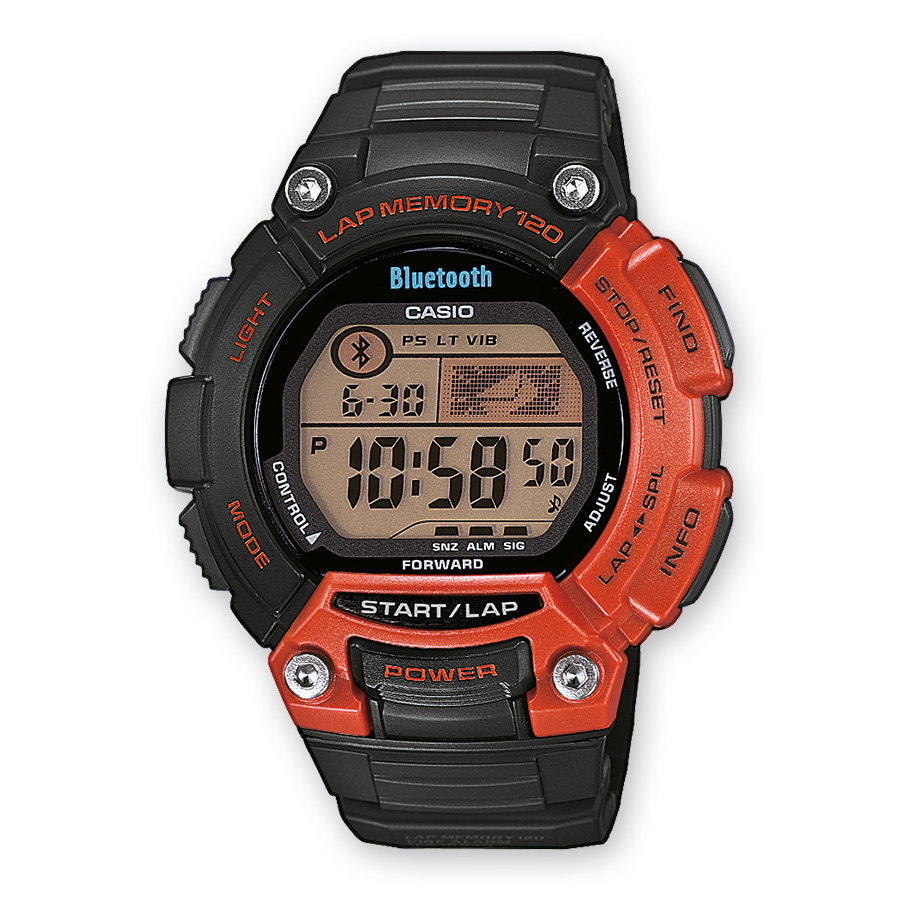 montre bluetooth casio