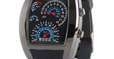 montre cadran moto