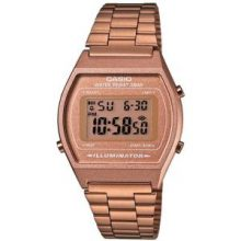 montre casio rose