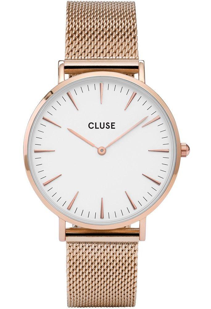 montre cluse gold