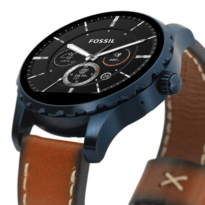 montre connectée fossil q marshal