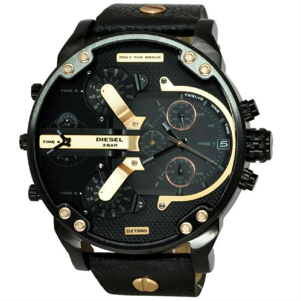 montre diesel mr daddy