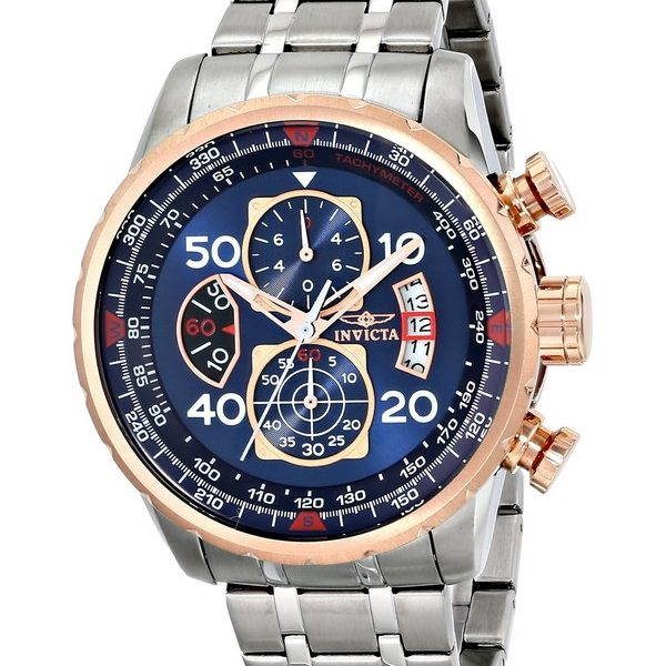 montre invicta aviator