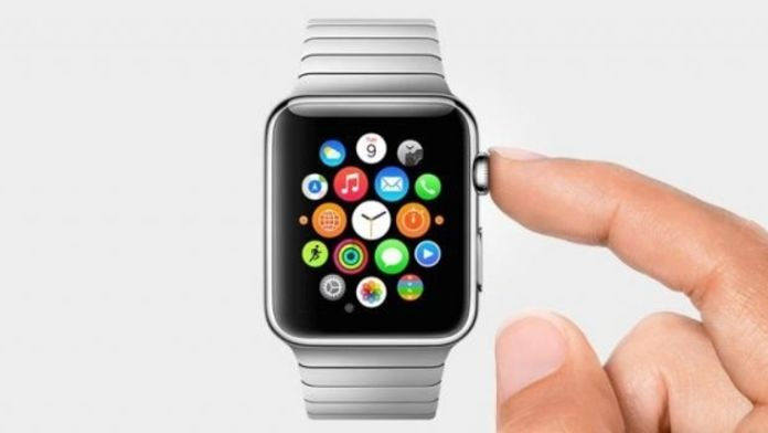 montre iwatch apple