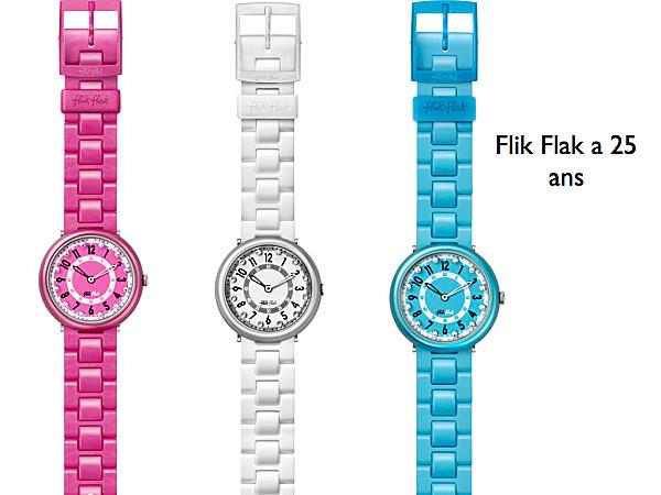 montre swatch flik flak