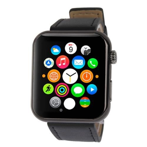 montres connectées iphone