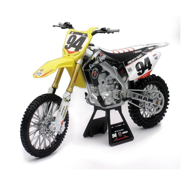 moto cross jouet miniature