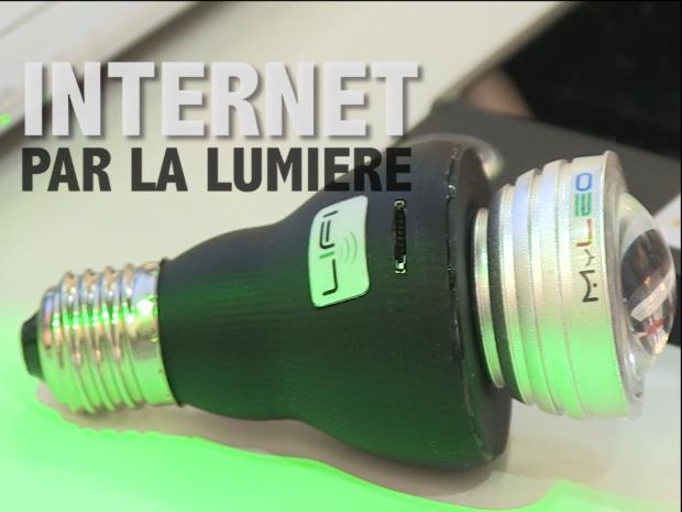 nouveau wifi lumiere