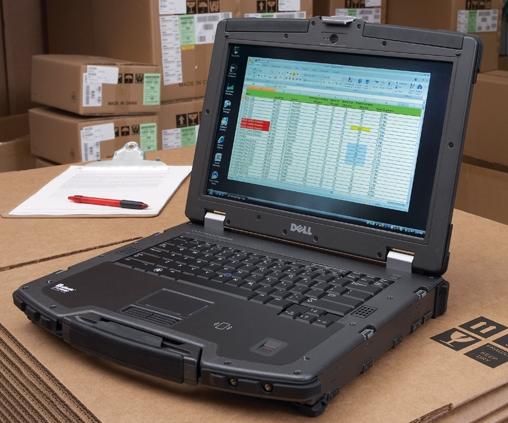 ordinateur portable dell professionnel