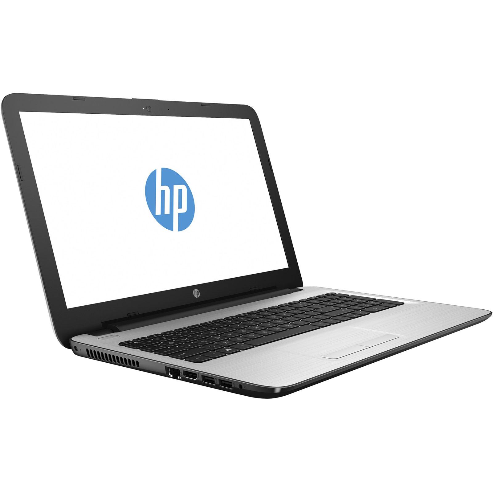 ordinateur portable hp blanc 15.6 pouces