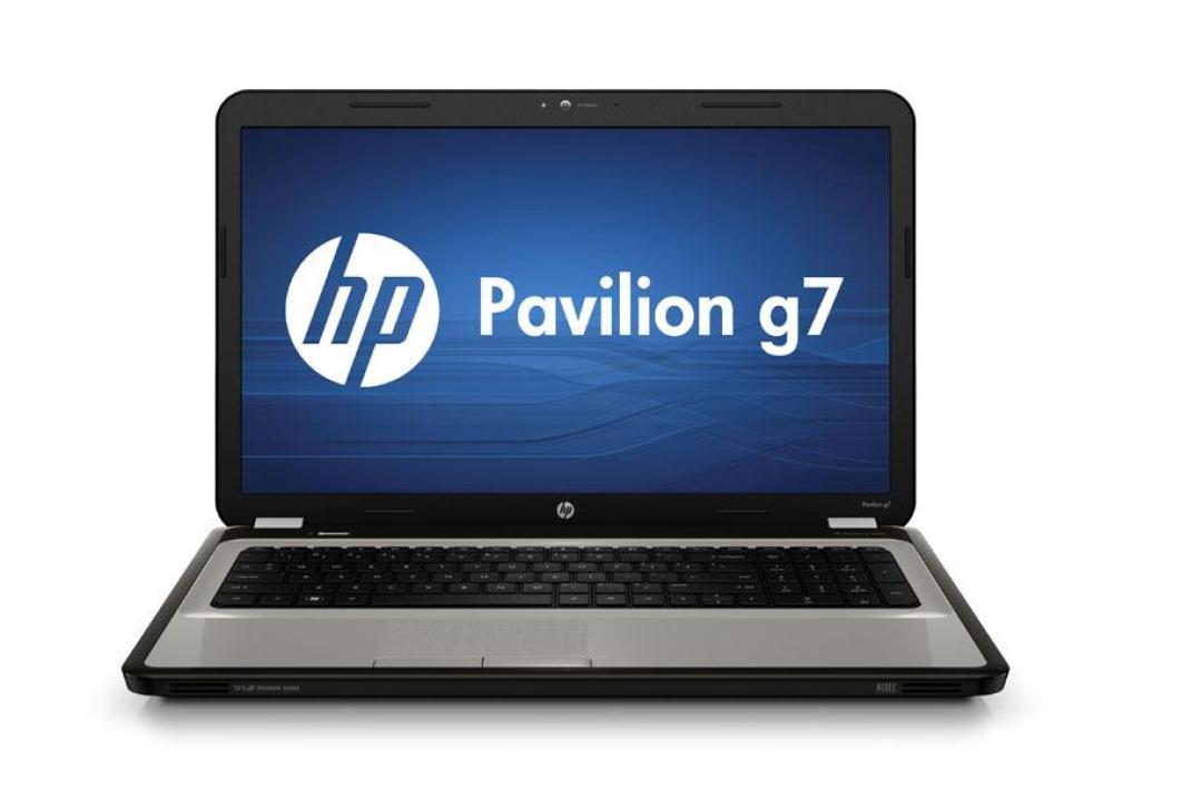 ordinateur portable hp pavilion g7