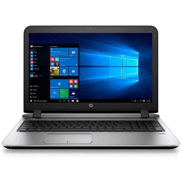 ordinateur portable hp w10