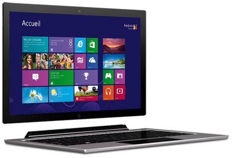 ordinateur portable hybride pas cher