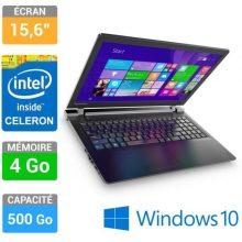 ordinateur portable lenovo ideapad 100 15