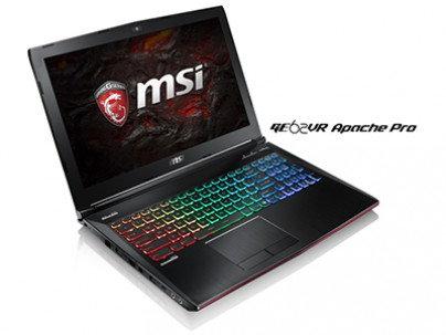 ordinateur portable msi gaming