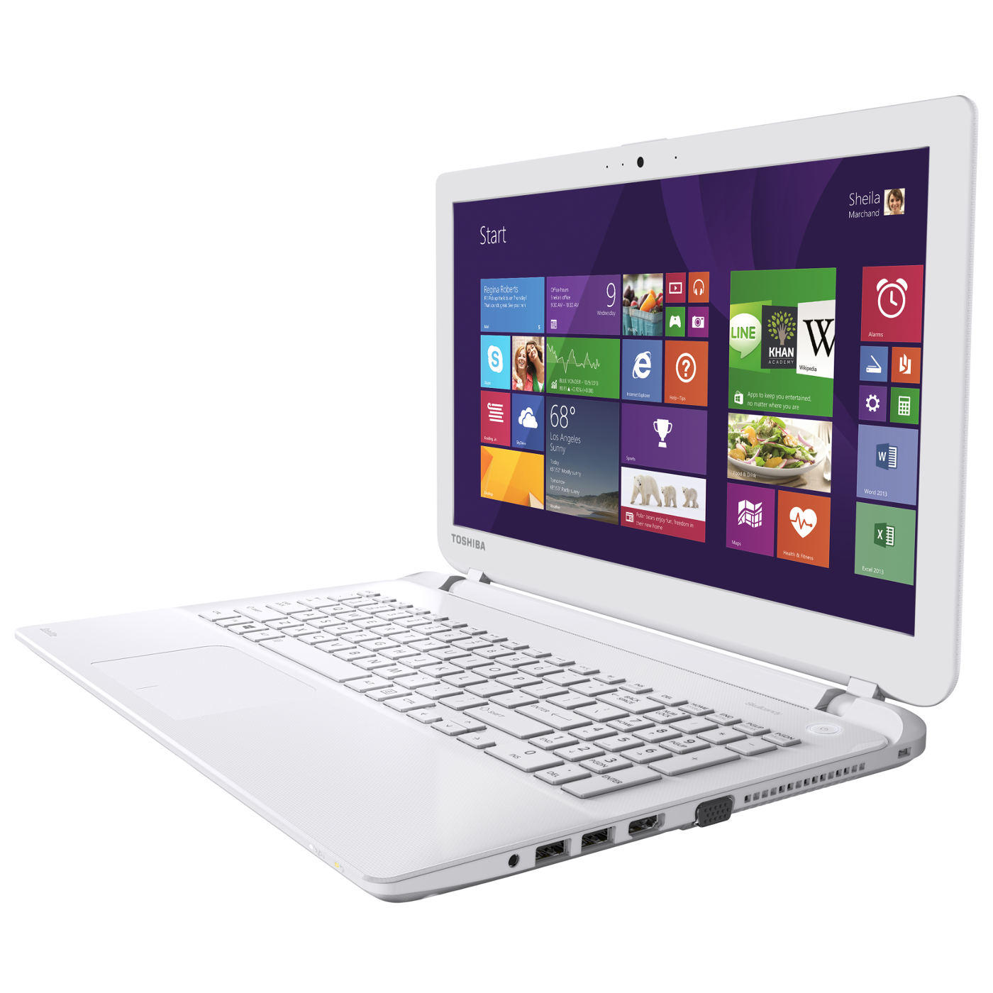 ordinateur portable toshiba intel core i3