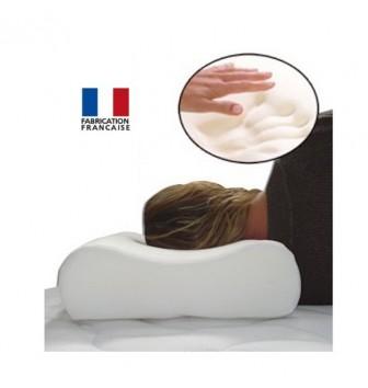 oreiller memoire de forme cervical