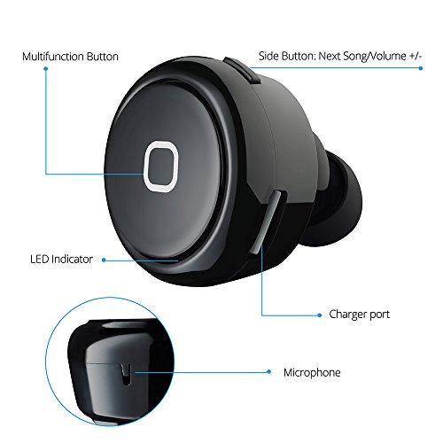 oreillette bluetooth pour iphone