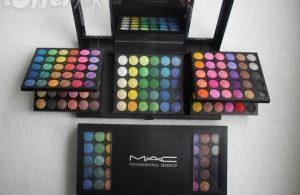 palette maquillage professionnel mac
