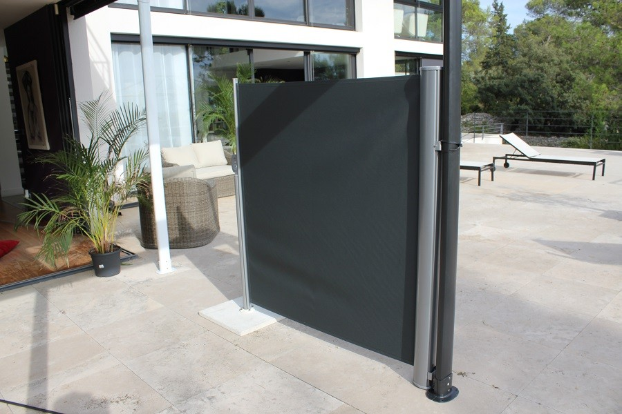 paravent retractable jardin