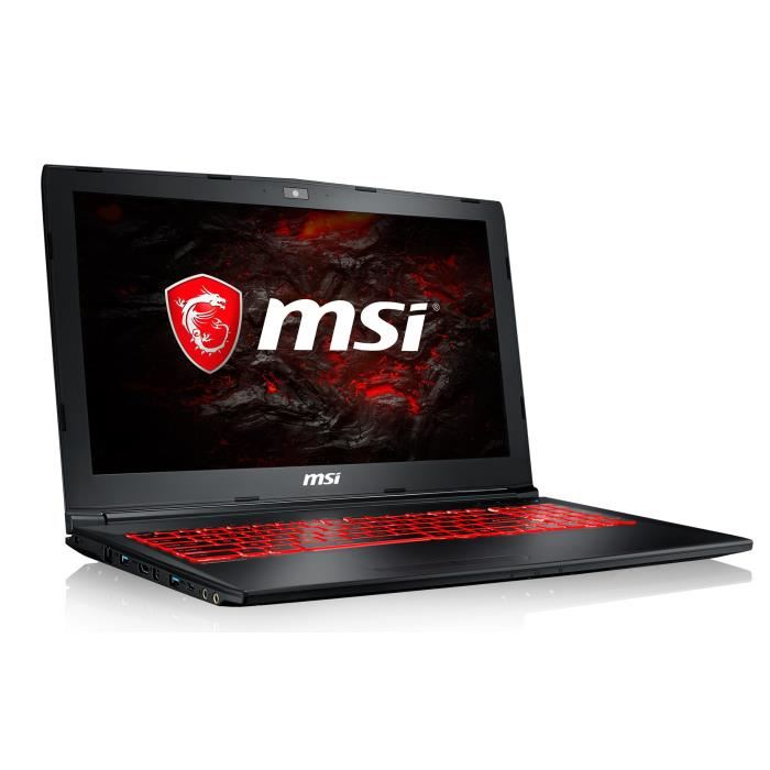 pc portable gamer msi